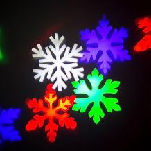 Hull a hó kültéri projektor KDP 203