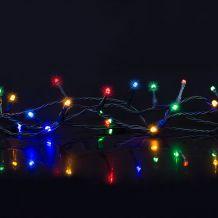 iSparkle mobil vezérelhető okos fényfüzér, színváltó, 180 LED, 14 méter KIS 180