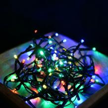 Vezérlős LED fényfüzér - multi színekben 18 m, 360 LED KDV 363