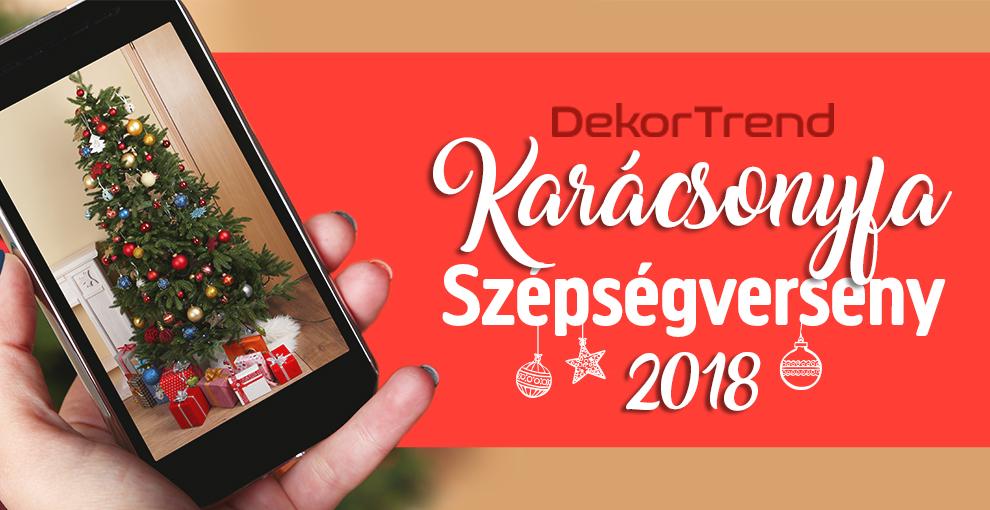 2018 legszebb karácsonyfája
