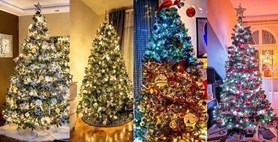 2019 legszebb karácsonyfái