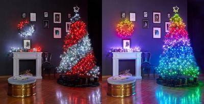 Twinkly – a jövő karácsonyi fényei