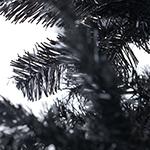 Fekete karácsonyfa